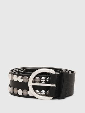 B-MEOLO, Black - Belts