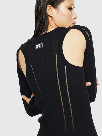 Diesel - M-GIOIA, Black - Dresses - Image 5