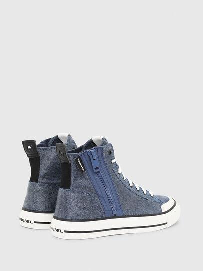 Diesel - S-ASTICO MID ZIP, Light Blue - Sneakers - Image 3