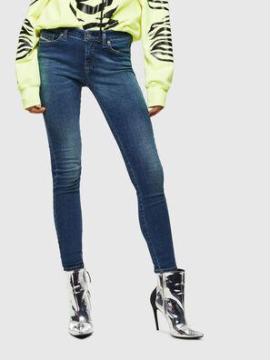Slandy 069KW, Dark Blue - Jeans