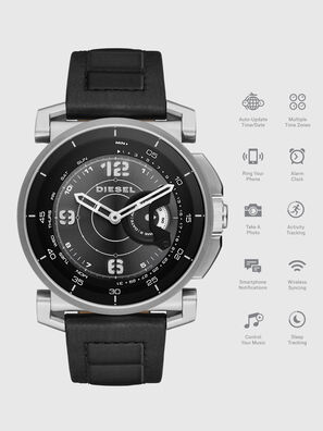 DT1000, Black - Smartwatches
