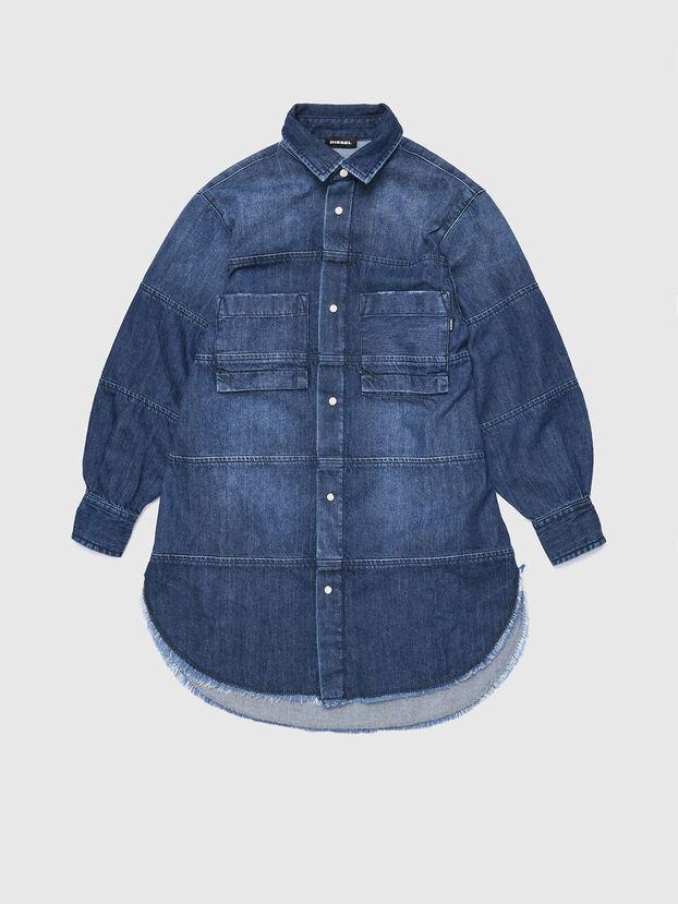 DRUPER, Blue Jeans - Dresses