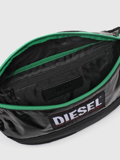 Diesel - LYAM PAT, Black/Green - Belt bags - Image 4