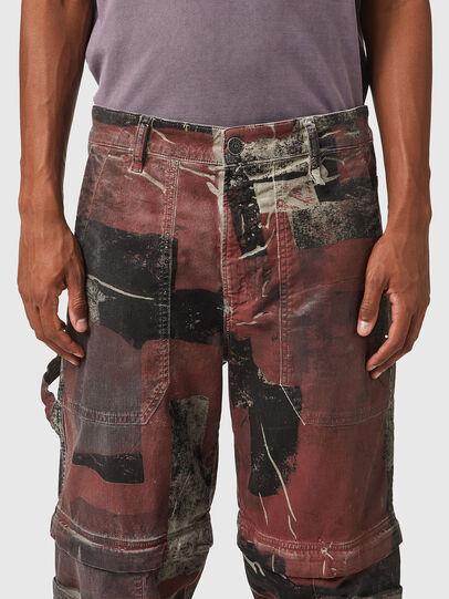 Diesel - D-Multy JoggJeans® 0CEAM, Pink/Black - Jeans - Image 3