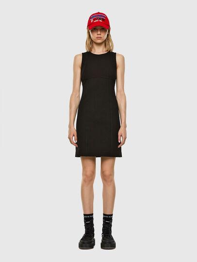 Diesel - D-KLAREN, Black - Dresses - Image 5