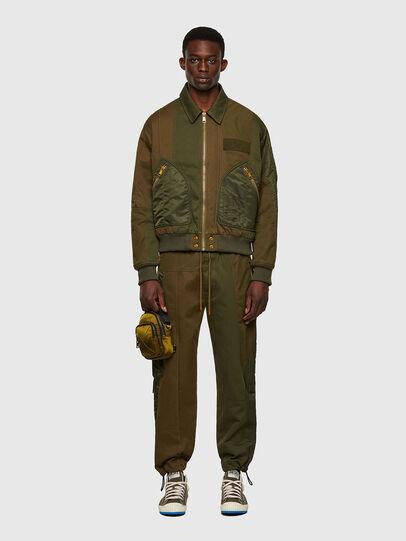 Diesel - J-BASTYAN, Olive Green - Jackets - Image 6