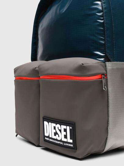 Diesel - BACKYO, Multicolor/Blue - Backpacks - Image 7