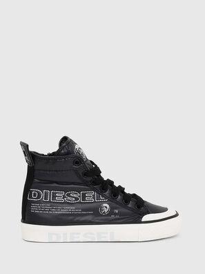 SN MID 07 MC LOGO CH, Black - Footwear