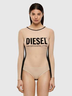 UFBY-VALERICK-LS-M, Pink - Bodysuits