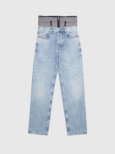 Diesel - 2010 09D28, Light Blue - Jeans - Image 1