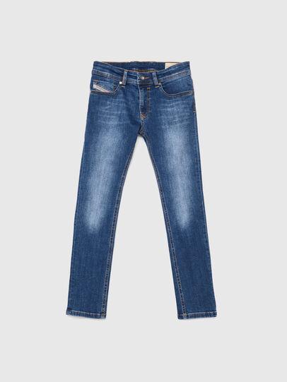 Diesel - SLEENKER-J-N, Medium blue - Jeans - Image 1