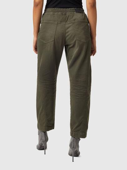 Diesel - Krailey JoggJeans® Z670M, Military Green - Jeans - Image 2
