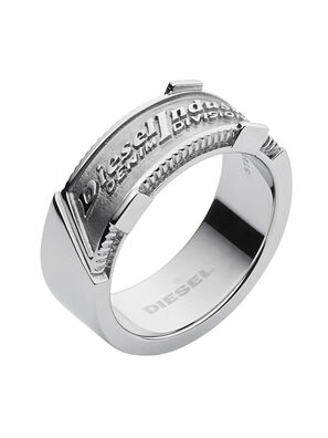 RING DX1037, Silver - Rings