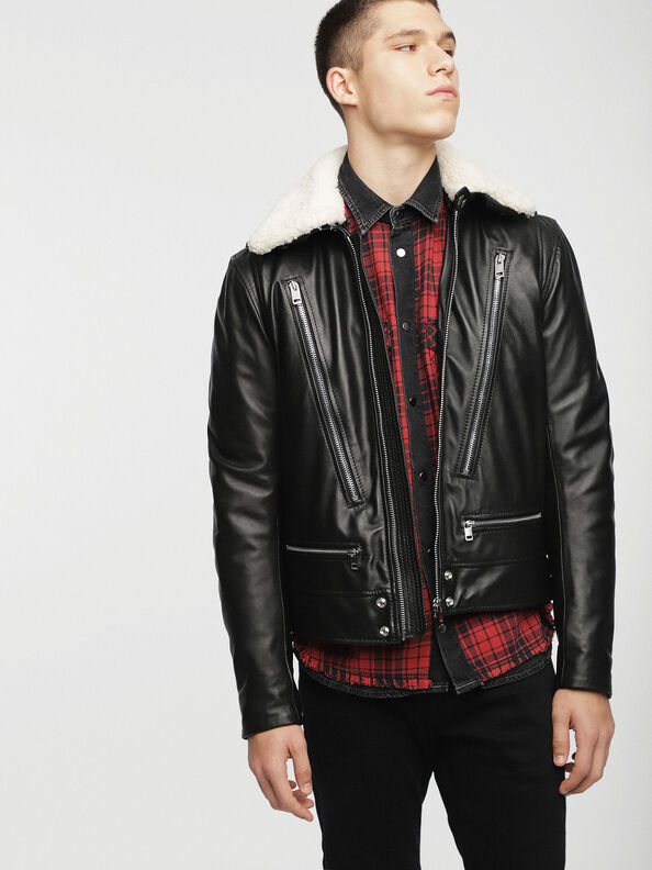 L-NED,  - Leather jackets