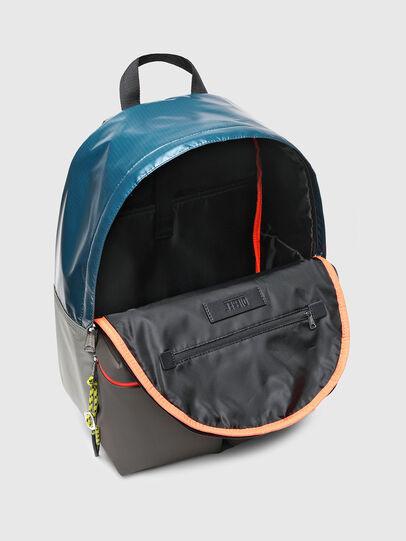 Diesel - BACKYO, Multicolor/Blue - Backpacks - Image 4