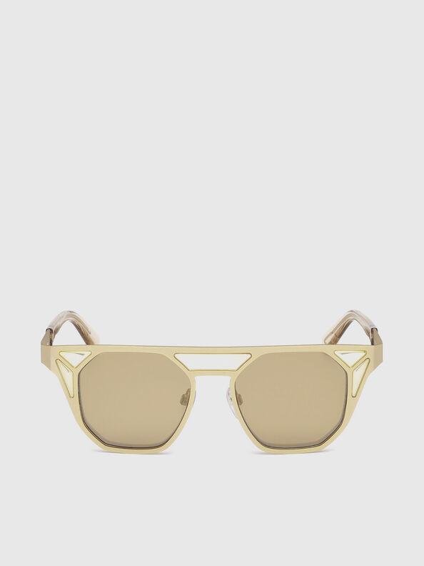 DL0249, Gold - Sunglasses