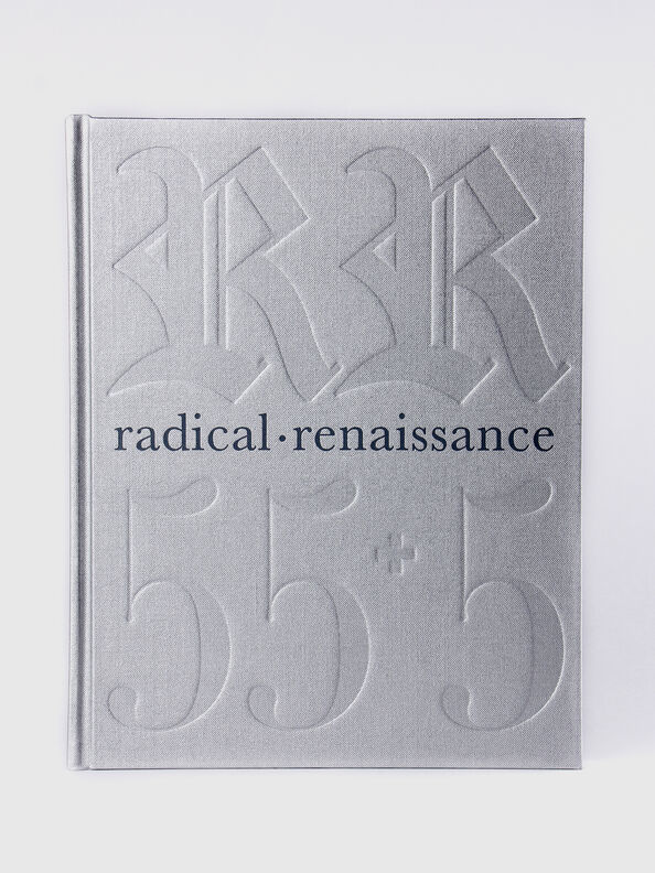 Radical Renaissance 55+5 (signed by RR),  - Books