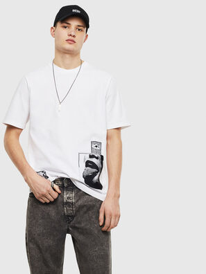 T-JUST-T18, White - T-Shirts
