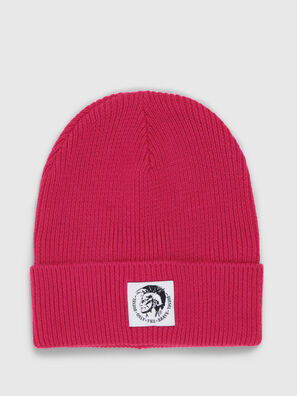 K-CODER, Hot pink - Knit caps