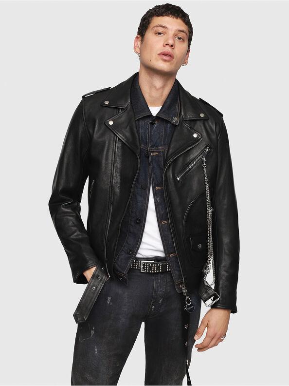 CL-L-KIOV,  - Leather jackets