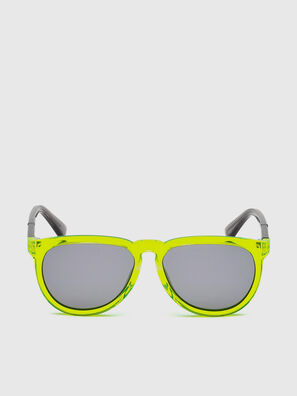 DL0272, Yellow Fluo - Kid Eyewear