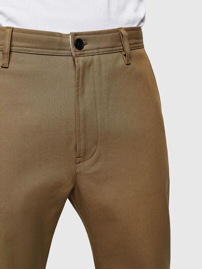 Diesel - P-JARED-NL, Light Brown - Pants - Image 3
