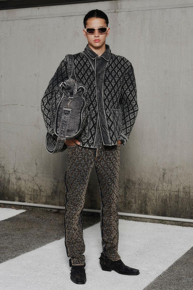 Diesel Fashion Show SS22   Glenn Martens   Look 25
