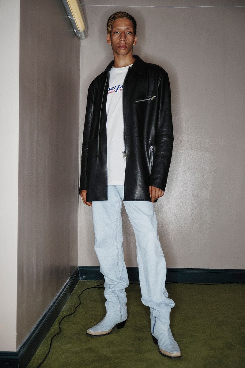 Diesel Fashion Show SS22   Glenn Martens   Look 5