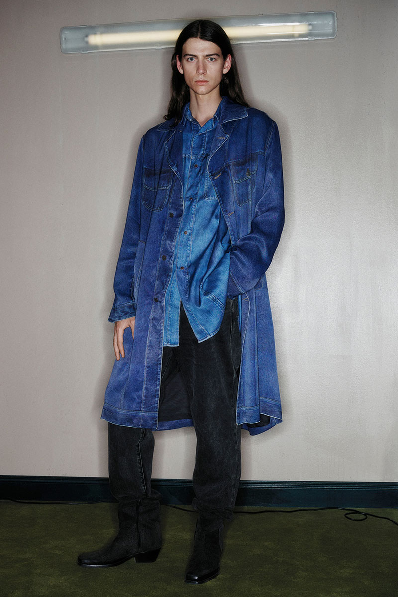 Diesel Fashion Show SS22   Glenn Martens   Look 11