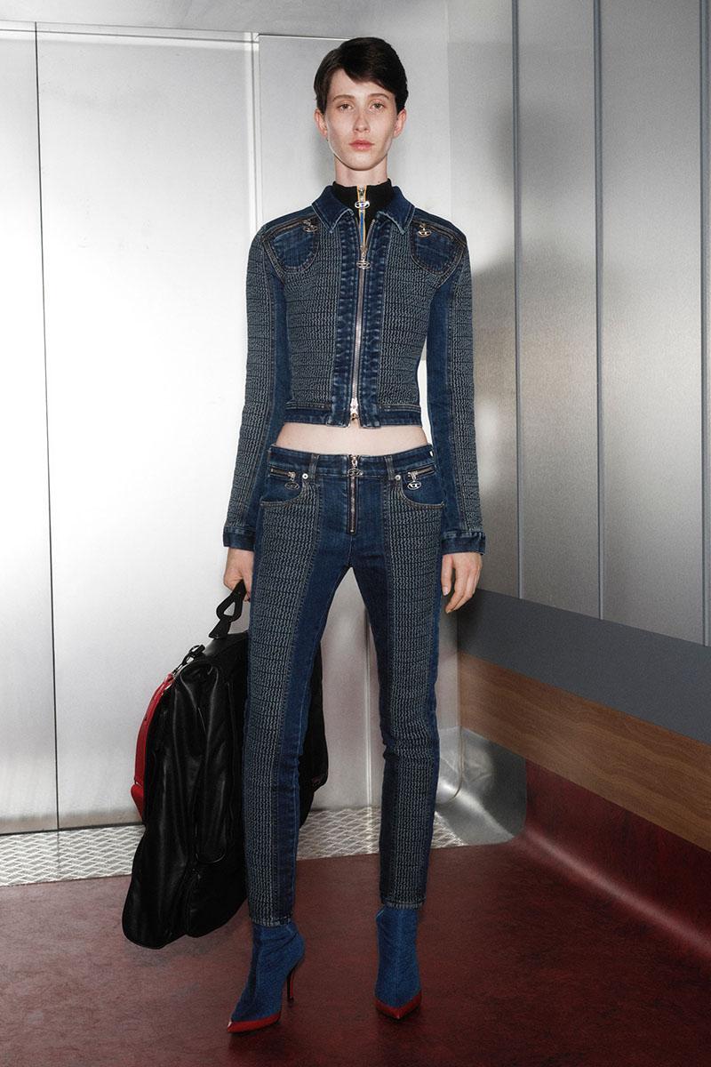 Diesel Fashion Show SS22   Glenn Martens   Look 62