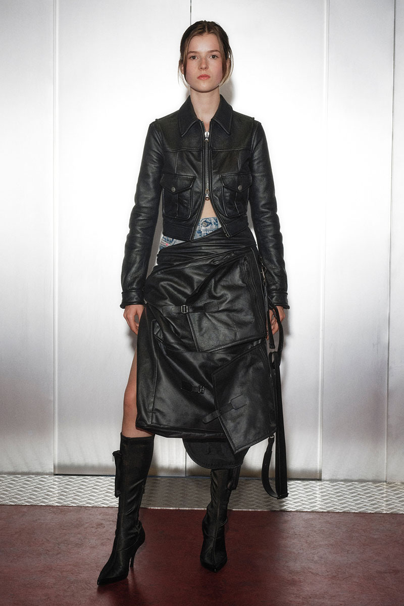 Diesel Fashion Show SS22   Glenn Martens   Look 55