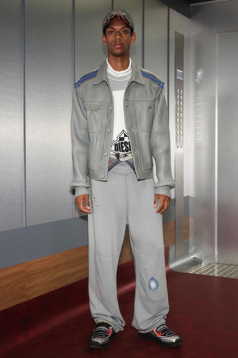 Diesel Fashion Show SS22   Glenn Martens   Look 58