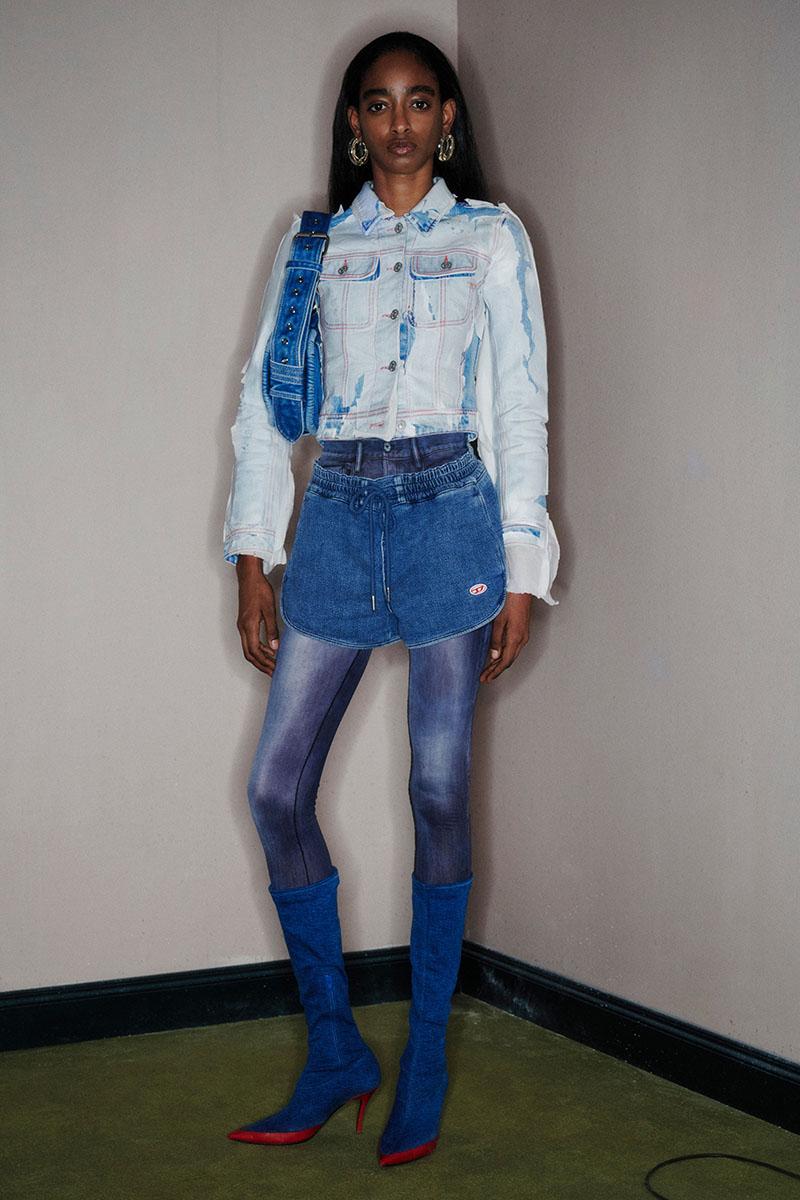 Diesel Fashion Show SS22   Glenn Martens   Look 20