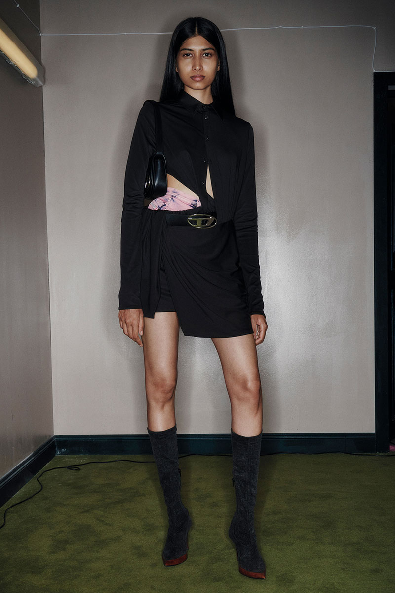 Diesel Fashion Show SS22   Glenn Martens   Look 13