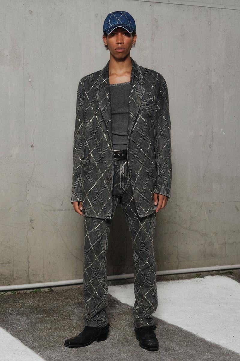 Diesel Fashion Show SS22   Glenn Martens   Look 34