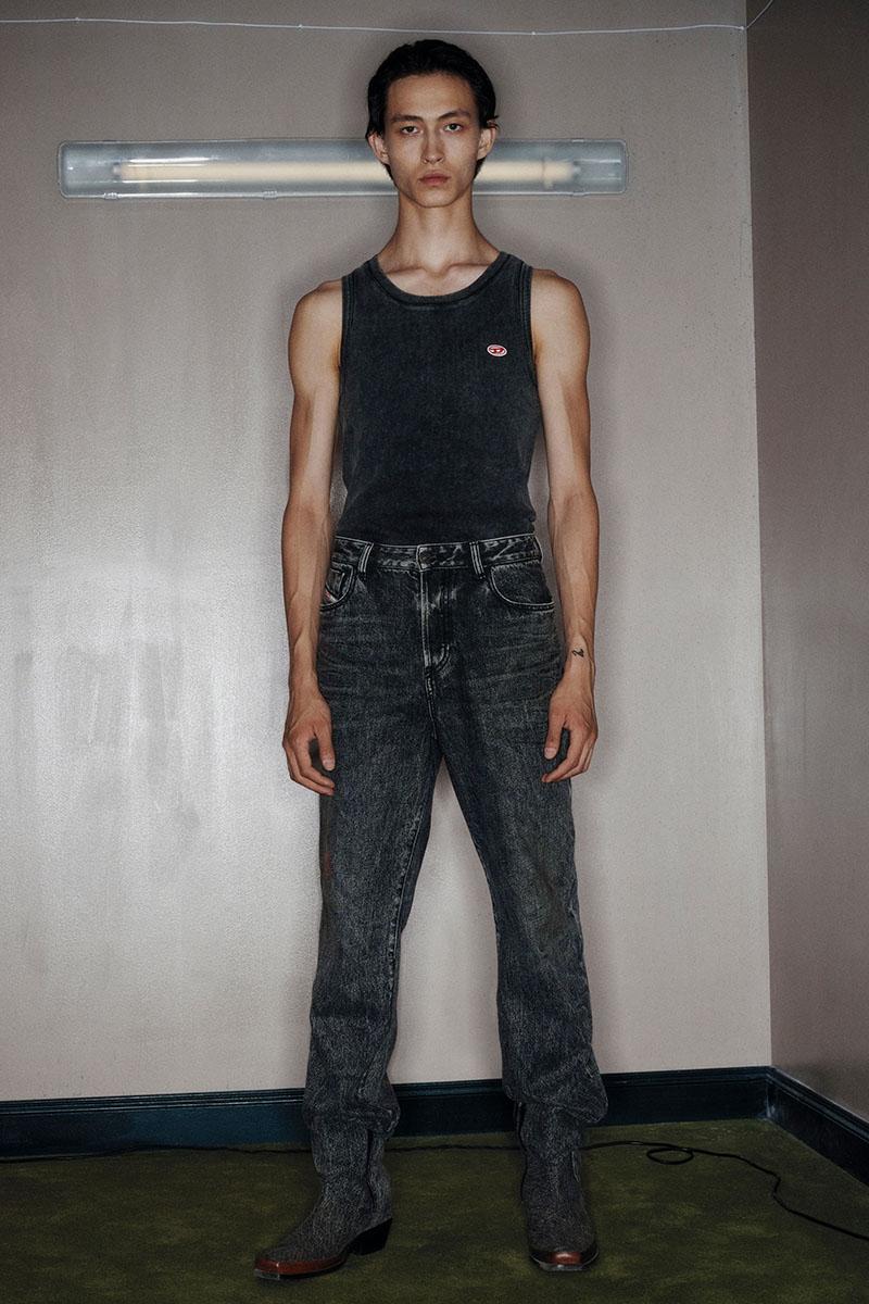Diesel Fashion Show SS22   Glenn Martens   Look 3