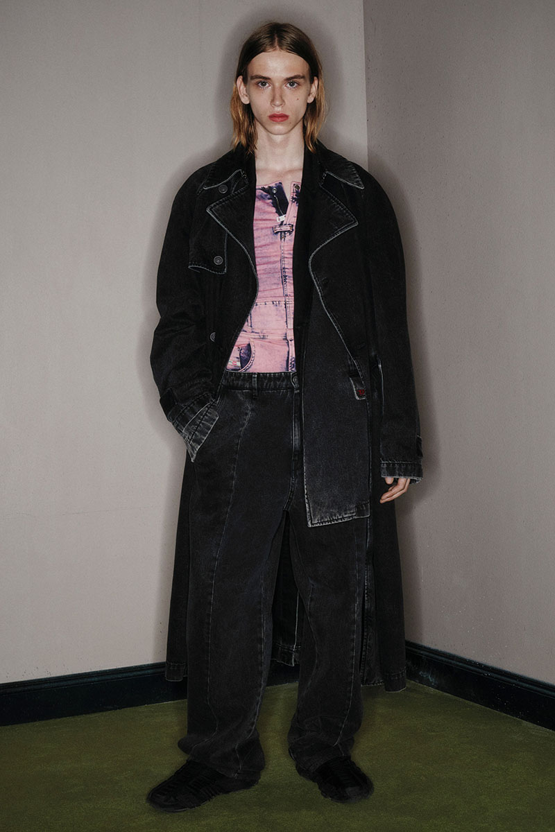 Diesel Fashion Show SS22   Glenn Martens   Look 14