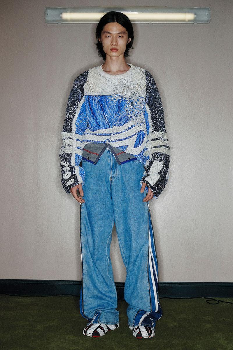 Diesel Fashion Show SS22   Glenn Martens   Look 17