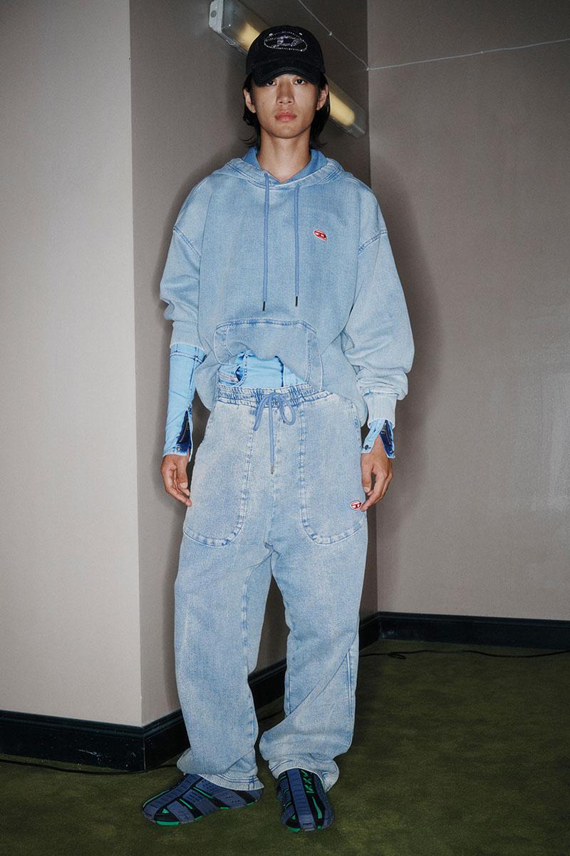 Diesel Fashion Show SS22   Glenn Martens   Look 19