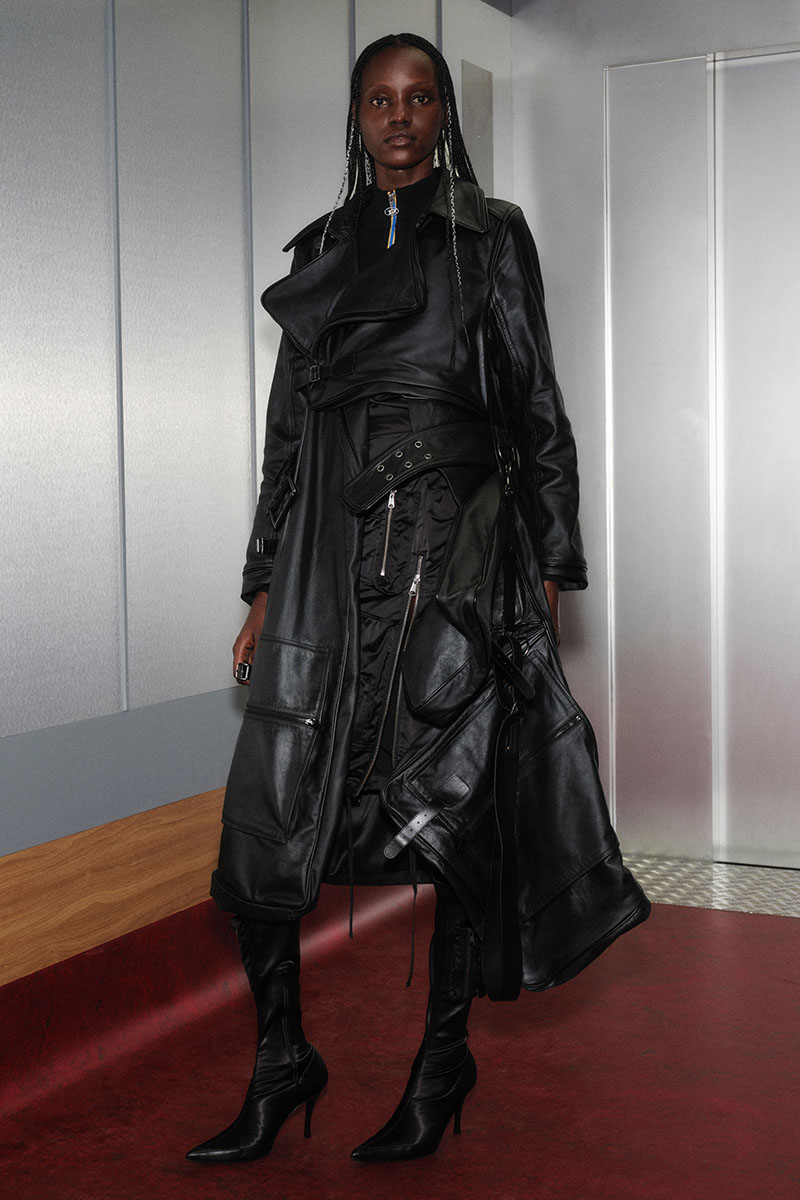 Diesel Fashion Show SS22   Glenn Martens   Look 54