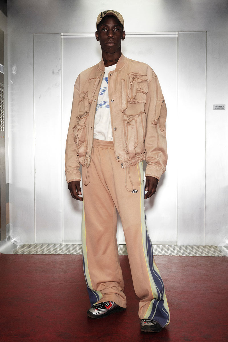 Diesel Fashion Show SS22   Glenn Martens   Look 50
