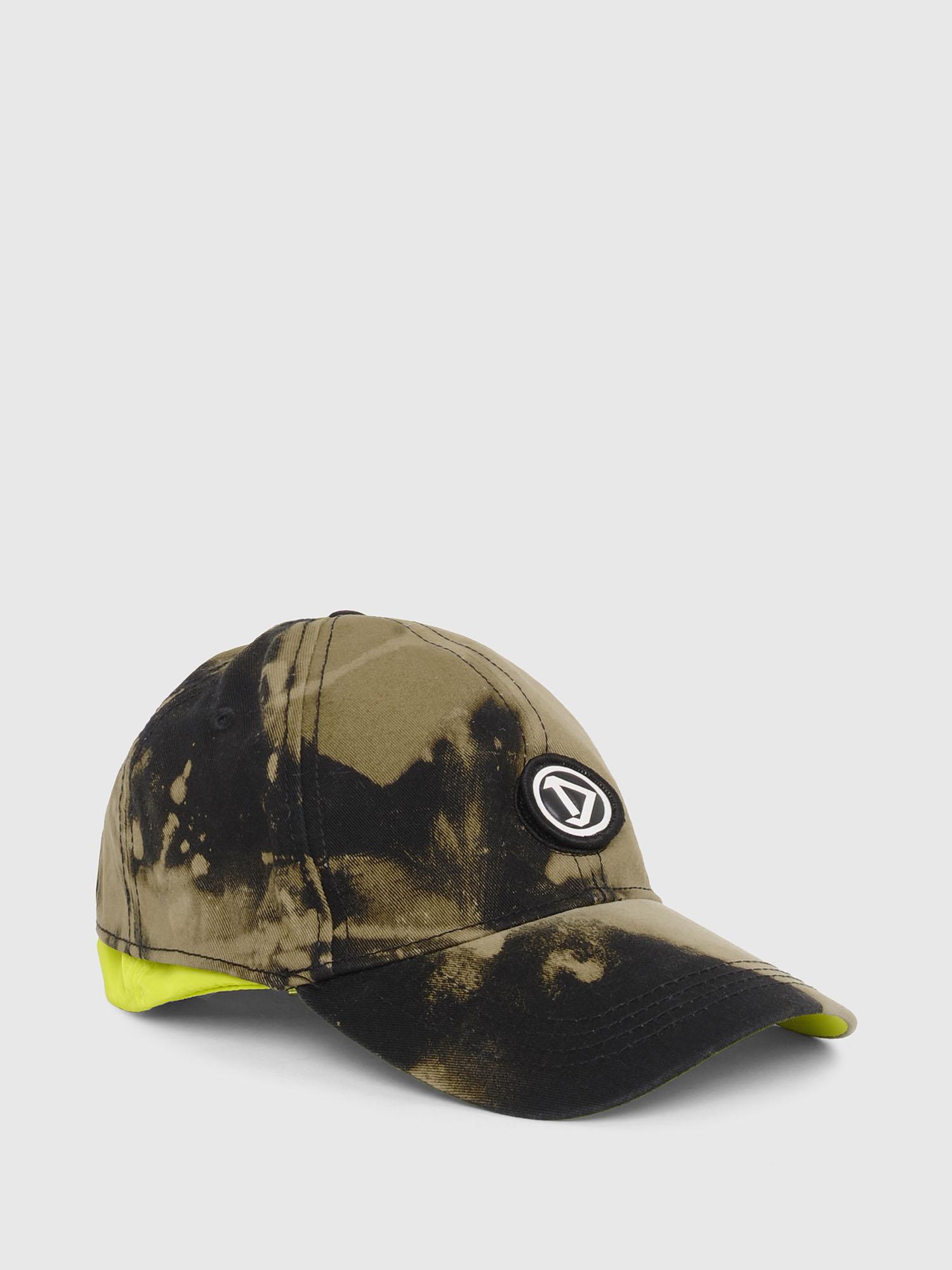 Diesel - C-TRET, Black/Beige - Caps - Image 1