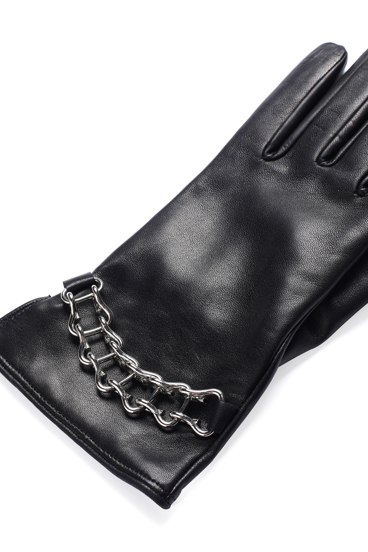Diesel - G-PLACKI-A, Black - Gloves - Image 2