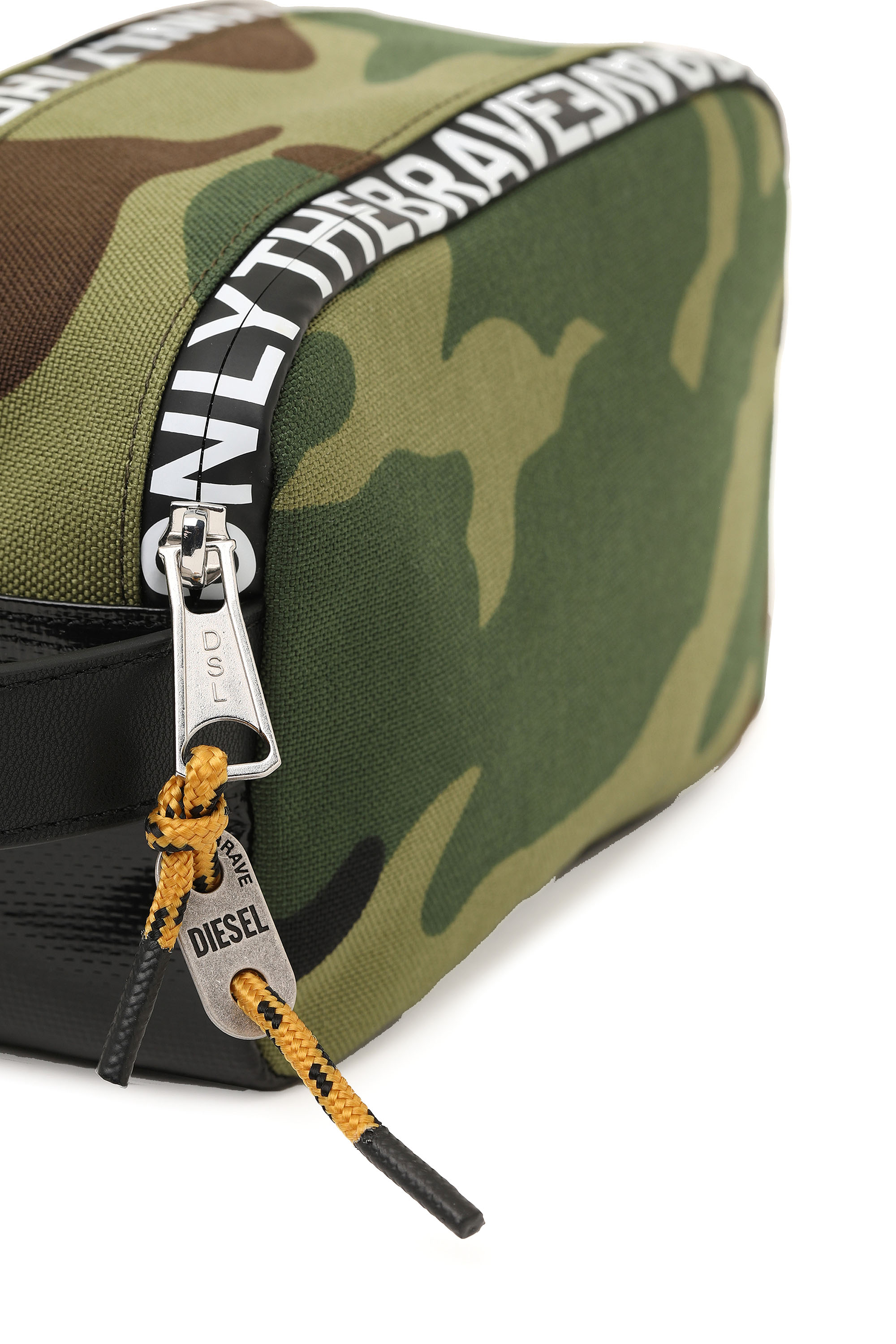 Diesel - POUCHUR, Military Green - Bijoux and Gadgets - Image 5