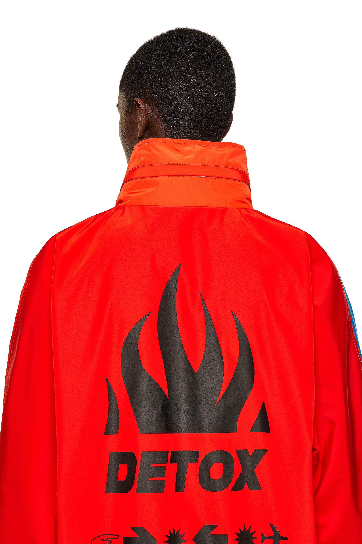 Diesel - J-SAM, Red - Jackets - Image 7