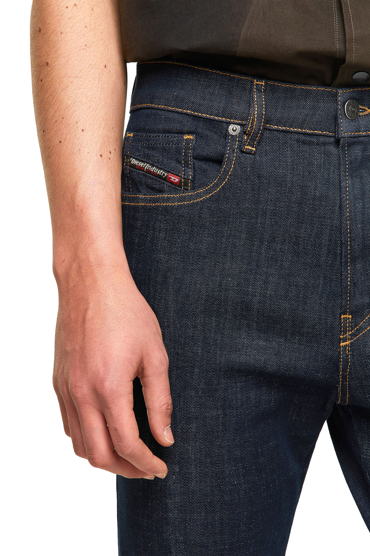 Diesel - D-Amny 009PC, Dark Blue - Jeans - Image 3