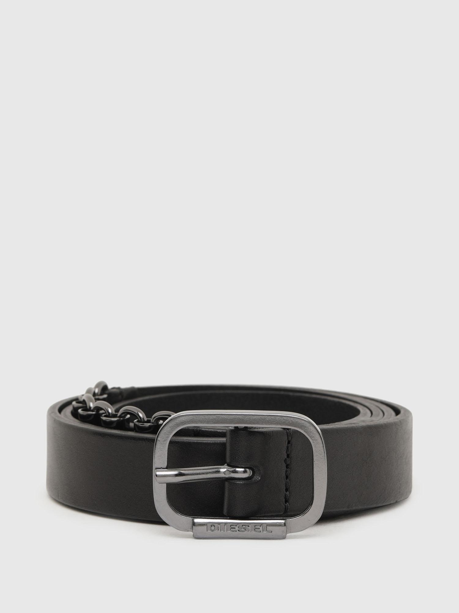 Diesel - B-CARTRIDGE, Black - Belts - Image 1