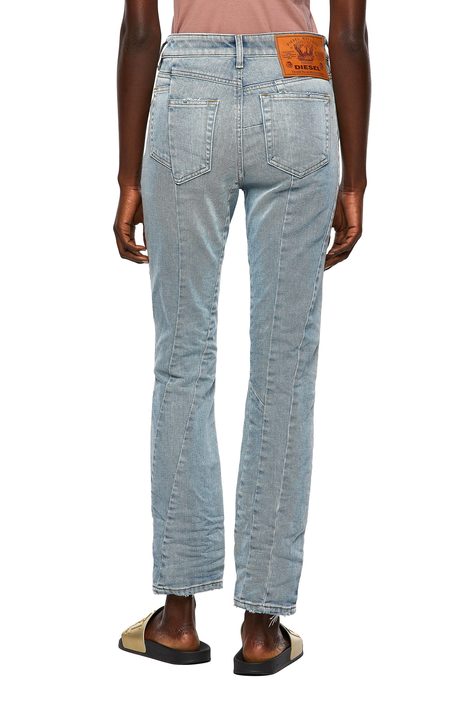 Diesel - D-Joy 09A65, Light Blue - Jeans - Image 2