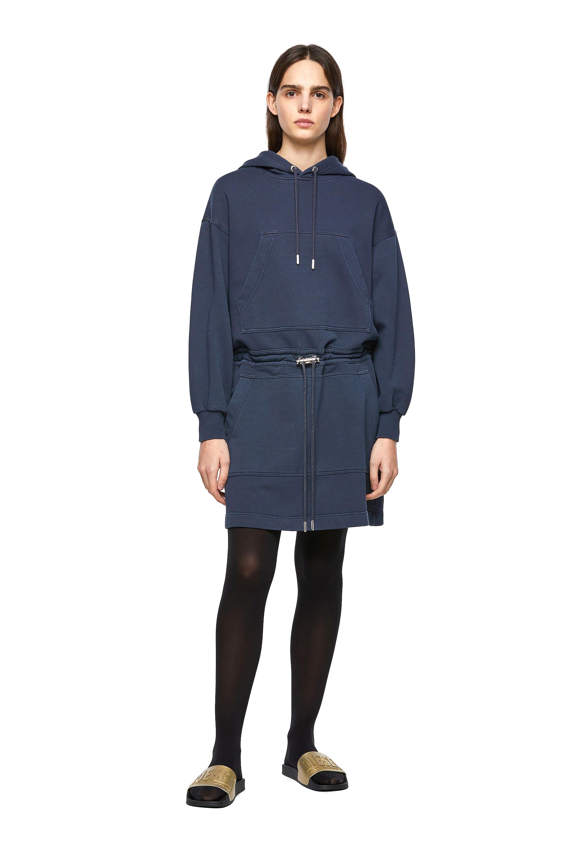 Diesel - D-ELLIE, Dark Blue - Dresses - Image 1