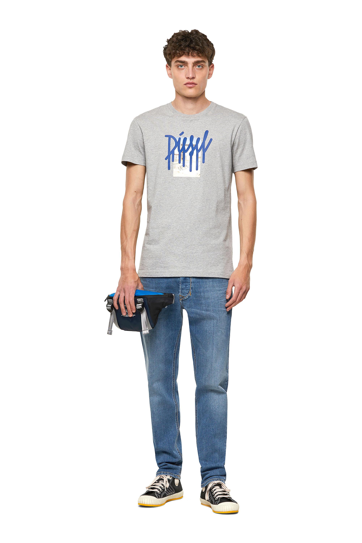 Diesel - MHAIR, Blue - Belt bags - Image 6